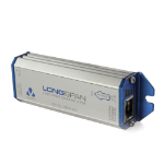 Veracity LONGSPAN Camera Network transmitter Blue, Metallic