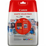 Canon 6508B005 (CLI-551) Ink cartridge multi pack, 344 pages, 7ml, Pack qty 4