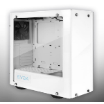 EVGA DG-76 computer case Midi-Tower White