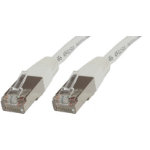 Microconnect STP630W 30m Cat6 F/UTP (FTP) White networking cable