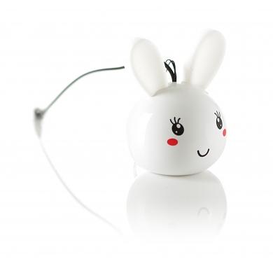 Kitsound KSNMBBUN 2 W Mono portable speaker White