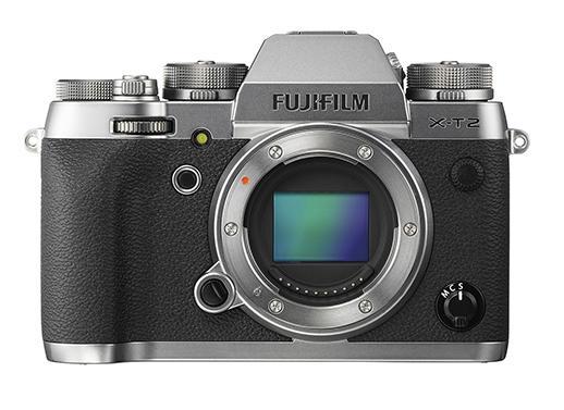 Fujifilm X -T2 MILC Body 24MP CMOS III 6000 x 4000pixels Silver
