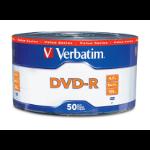 Verbatim DVD-R 16x 4.7GB DVD-R 50pieza(s) dir