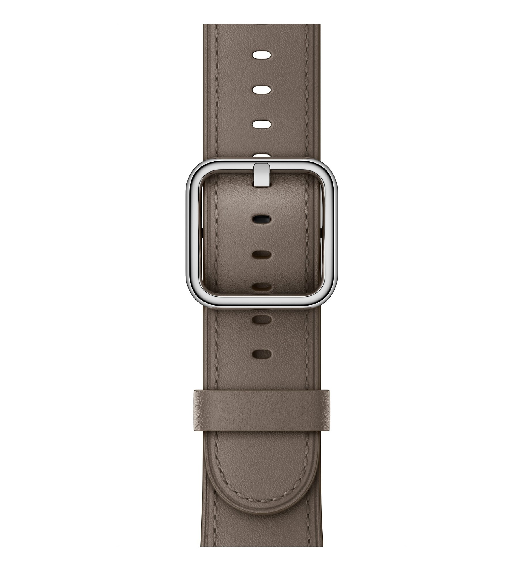 Apple 38mm Taupe Classic Buckle