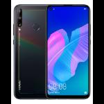 "Huawei P40 lite E 16.2 cm (6.39"") 4 GB 64 GB 4G Micro-USB Black Android 9.0 Huawei Mobile Services (HMS) 4000 mAh"
