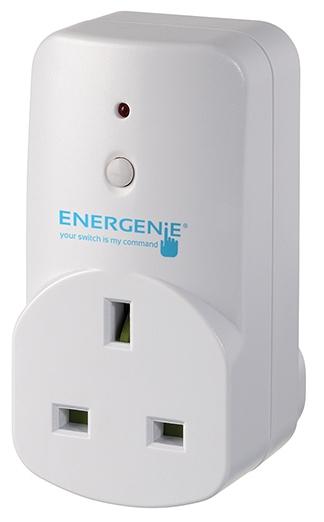 EnerGenie MIHO002 smart plug White
