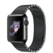 "Apple Watch 38mm Space Black Stainless Steel Case with Space Black Link Bracelet 1.32"" OLED 25g Black,Stainless steel"