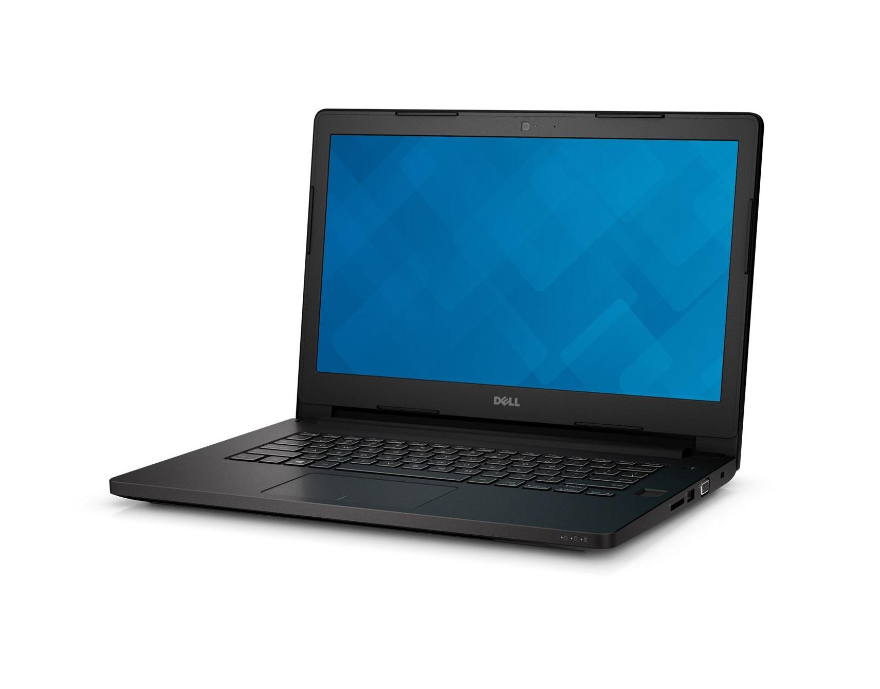 """DELL Latitude 3470 2.3GHz i5-6200U 14"""" 1366 x 768pixels Black Notebook"""