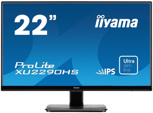 "iiyama ProLite XU2290HS-B1 21.5"" Full HD LED Matt Black computer monitor"