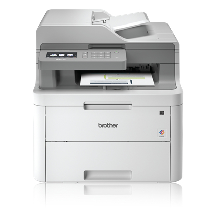 Mfc-l3710cw  - Colour Multi Function Printer - LED - A4 - USB / Ethernet / Wi-Fi