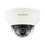 Samsung QNV-6010R IP security camera Outdoor Dome Ivory 2000 x 1121pixels surveillance camera