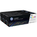 HP U0SL1AM (131A) Toner MultiPack, 1.8K pages, Pack qty 3