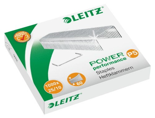 Leitz Power Performance P5 Staples pack 1000 staples