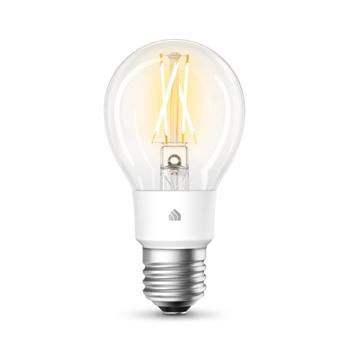TP-LINK Kasa Filament Smart Bulb, Soft White