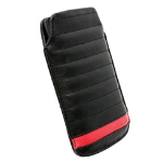 Krusell IDRE Pouch case Black,Red