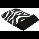 Fellowes Silicone Wrist Rocker - Zebra Pattern
