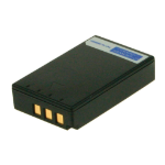 2-Power Digital Camera Battery 7.2v 900mAh