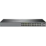 Hewlett Packard Enterprise OfficeConnect 1920S 24G 2SFP PPoE+ 185W Managed L3 Gigabit Ethernet (10/100/1000) Grey 1U Power over Ethernet (PoE)