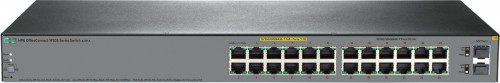 Hewlett Packard Enterprise OfficeConnect 1920S 24G 2SFP PPoE+ 185W Managed L3 Gigabit Ethernet (10/100/1000) Grey 1U Power over Ethernet (PoE)