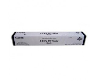 Canon 8524B002 (C-EXV 49) Toner black, 36K pages @ 5% coverage