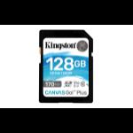 Kingston Technology Canvas Go! Plus Flash Speicher 128 GB SD UHS-I Klasse 10
