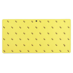 Mionix French Fries desk pad Yellow