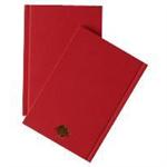White Box WB MANUSCRIPT BOOK A6 FEINT