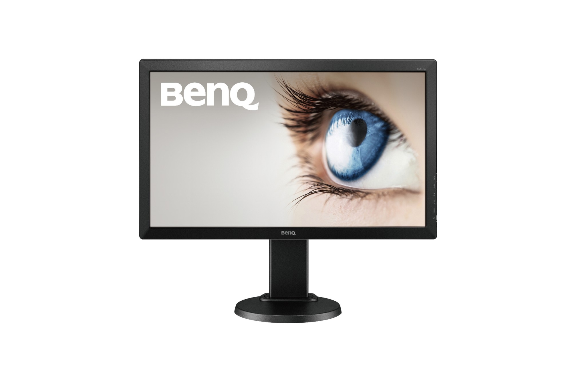 "Benq BL2405PT LED display 61 cm (24"") Full HD Flat Black"