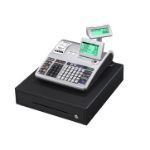 Casio SE-S3000 cash register 7000 PLUs LCD