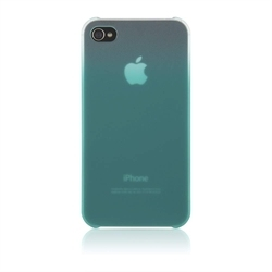 Belkin iPhone 4 Matte Case Essential 016 Fountain Blue
