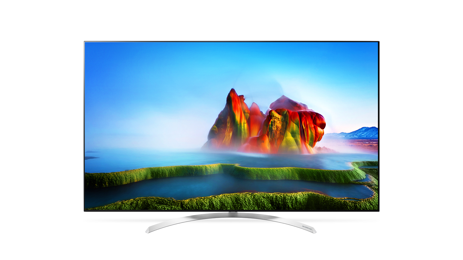 "LG 60SJ850V 60"" 4K Ultra HD Smart TV Wi-Fi Silver,White LED TV"