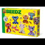 SES Creative Beedz Iron on beads - FunPins animals