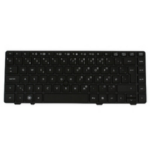 HP 639478-081 Danish Black keyboard