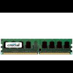 Crucial 2GB DDR2 PC2-6400 Kit 2GB DDR2 800MHz ECC memory module
