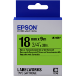Epson LK-5GBF labelprinter-tape