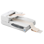 Panasonic KV-S7097 Flatbed & ADF scanner 600 x 600DPI A3 White