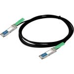 AddOn Networks JNP-QSFP-DAC-.5M-AO InfiniBand cable 0.5 m QSFP+