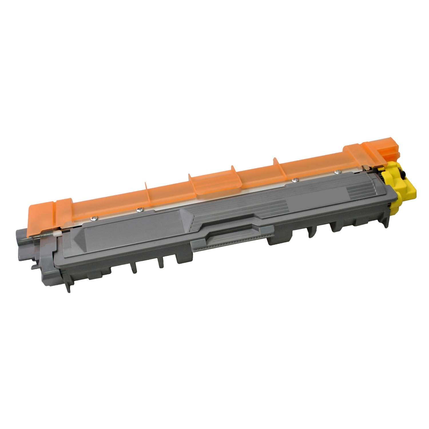 V7 Toner for select Brother printers - Replaces TN241Y