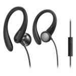 Philips TAA1105BK/00 headphones/headset Ear-hook,In-ear Black