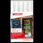 Edding Chalk Marker 4095 Medium Nib PK5