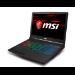 MSI Gaming GP63 8RE-065UK Leopard Black Notebook 39.6 cm (15.6