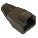 Cables Direct RJ-45 Brown