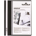 Durable DURAPLUS® Black report cover
