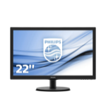 Philips V Line LCD monitor with SmartControl Lite 223V5LSB/00