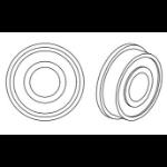 Datamax-O'Neil 2X BEARING FLANGED - I-CLASS