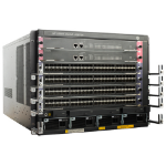 Hewlett Packard Enterprise 10504 Grey network equipment chassis