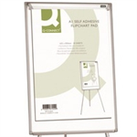 Q-CONNECT Q CONNECT S/ADHESIVE FLIPCHART PADS 30SH