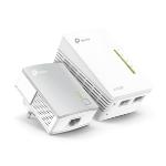 TP-LINK AV600 600 Mbit/s Ethernet LAN Wi-Fi Wit 1 stuk(s)