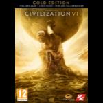 2K Sid Meier's Civilization VI Gold Videospiel PC