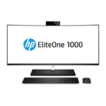 "HP EliteOne 1000 G1 3.4GHz i5-7500 7th gen Intel® Core™ i5 34"" 3440 x 1440pixels Black All-in-One PC"
